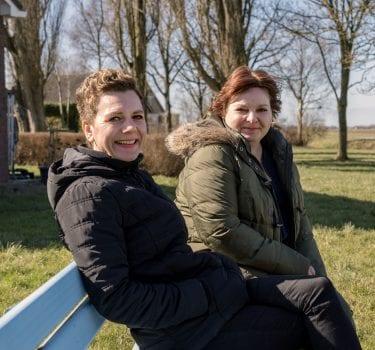 Het verhaal van Klara & Roelie