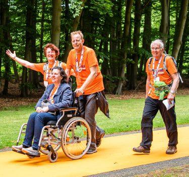65 jaar Prinses Beatrix Spierfonds: Krachtig tegen spierziekten
